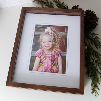 Heritage Walnut Folio Box - Finished Photography Product