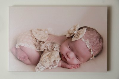 Canvas Print - Finished Photography Product