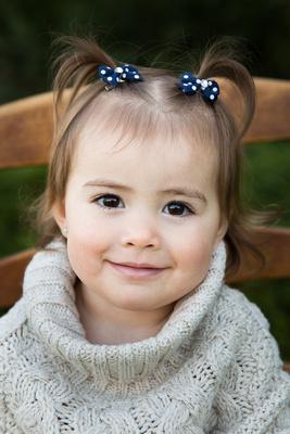 Child's Portrait Captured by Aurora Colorado Photographer Donna Young