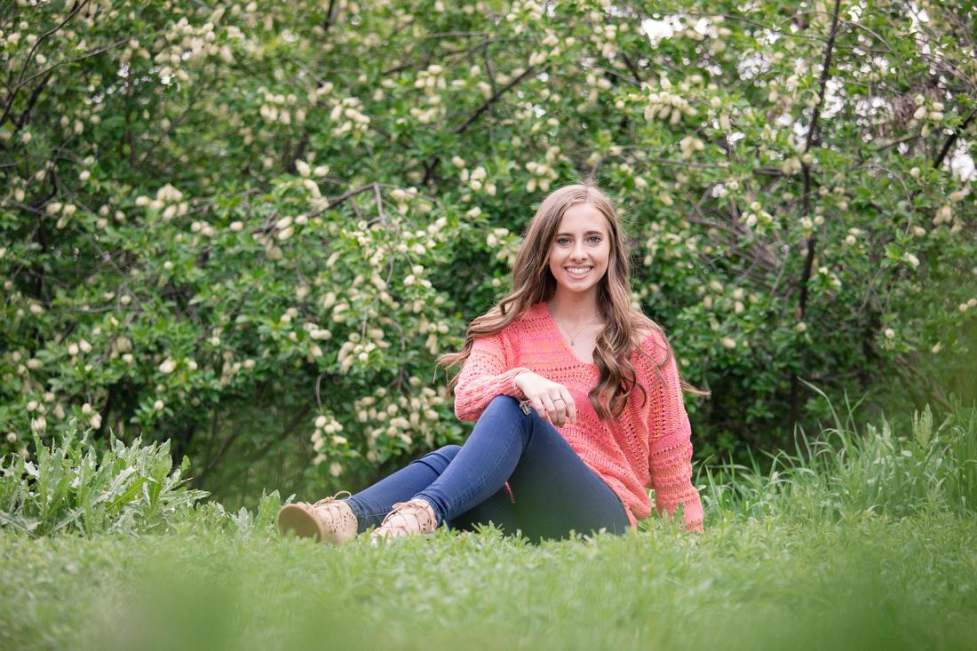 High School Senior Portrait Photography - Denver Colorado