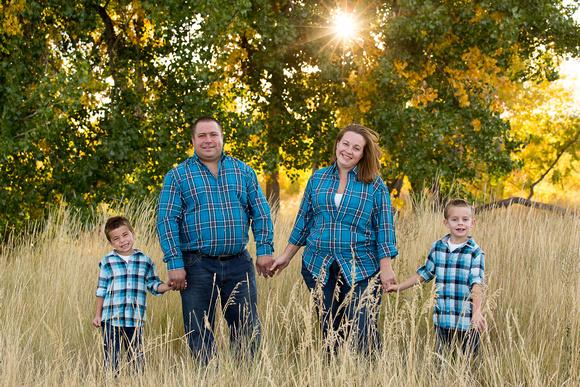 Family Photo - Parker CO