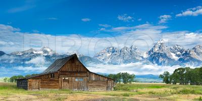 T. A. Moulton Barn (WY)